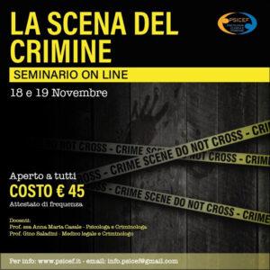 scena crimine